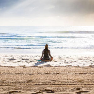 Teenager Meditation
